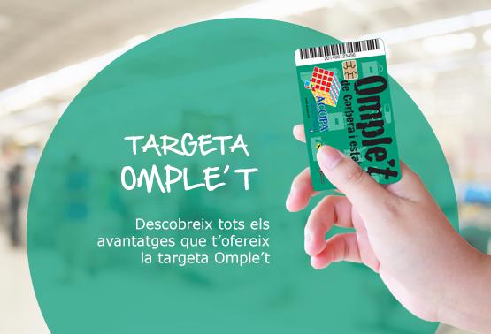 Targeta Omple't