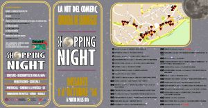 Programa de la Shopping Night