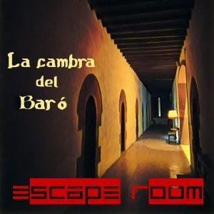 Escape room LA CAMBRA DEL BARÓ