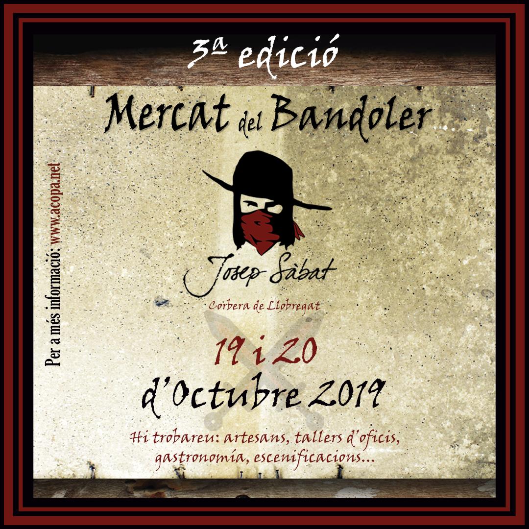 Mercat del Bandoler 2019 Corbera de Llobregat